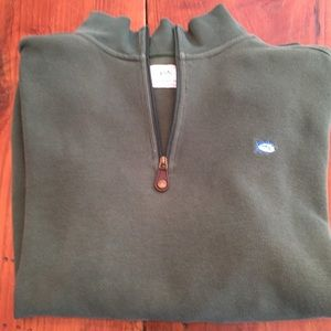Southern Tide 1/4 Zip Pullover Men's Large